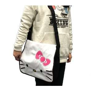 Hello kitty messenger school bag   Girls School bags: Everything Else