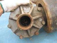 Massey Ferguson Rare Tractor PTO Flat Belt Pulley Unit 35 50 65