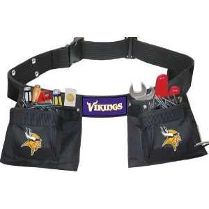 Minnesota Vikings Team Tool Belt: Sports & Outdoors