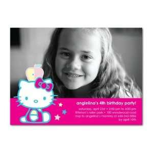 Birthday Party Invitations   Hello Kitty Party Plans By