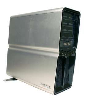 NEW Dell XPS 730 Silver Case + H2C Liquid Cooler + 1000w Power