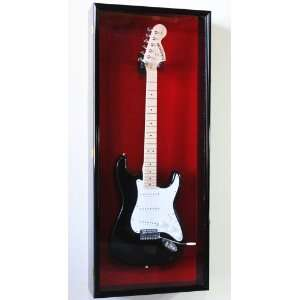 Acoustic & Electric Guitar Display Case LED Lighting