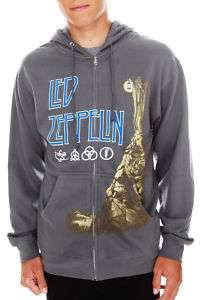 Led Zeppelin The Hermit Zip Hoodie