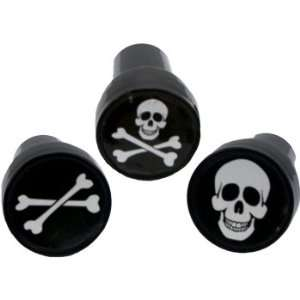 Pirate Skull and Crossbones Stampers Childrens Self Inking