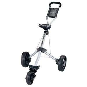 Stowamatic PRO LITE Aluminum 3 Wheel Golf Cart  Sports