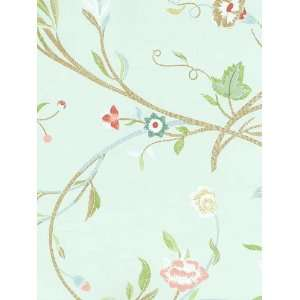 STROHEIMS COLOR GALLERY AQUA Wallpaper  6888E 0610
