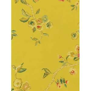 STROHEIM ROMANN COLOR GALLERY BUTTERCUP/MAIZE Wallpaper