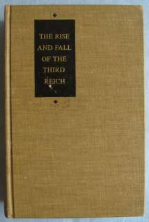 of Third 3rd Reich Nazi Germany Hitler World War II History Classic