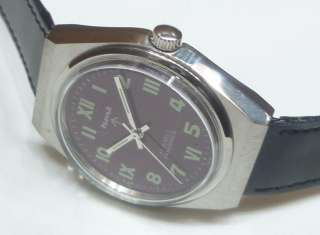 HMT MILITARY WATCH SPECIALLY FOR ARMY SOLDIERS WIND WRIST WATCH