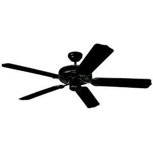 Monte Carlo 5WF52BK 52 Weatherford Outdoor Ceiling Fan