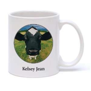 Moo Cow Coffee Mugs