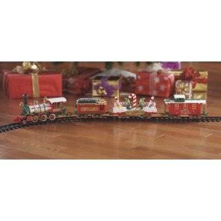 Holiday Express Animated Electric Train Set Toys & Games