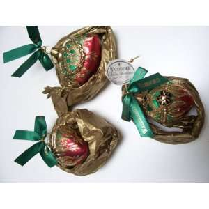 Waterford Holiday Heirlooms Peacock Grande Limoge Box Ornament