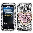 LG Rumor Touch LN510   BLING DIAMOND
