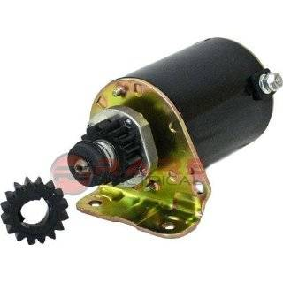 Briggs Stratton Small Engine Parts # 499521 MOTOR STARTER