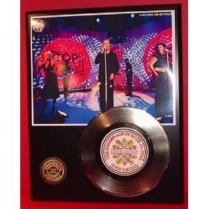 Human League 24kt Gold Record LTD Edition Display ***FREE PRIORITY