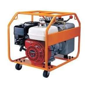 Hydraulic Pump,5 Hp,gasoline   HUSKIE TOOLS: Home Improvement