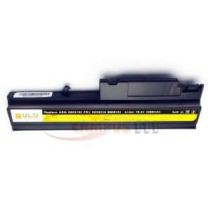 Cells 10.8V Laptop Battery for IBM Thinkpad R50 1831 R51 1832