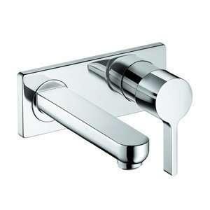 Hansgrohe Faucets 31163 Hg Metris S Wall Mounted Single Handle Faucet