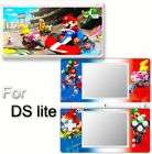 super mario kart skin sticker decal vinyl for ds lite