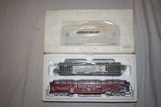Hawthorne Village Tampa Bay Buccaneers HO Trains Set 13 Locomotive