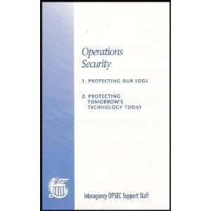 Technology Today [Interagency OPSEC Support Staff] VHS Video