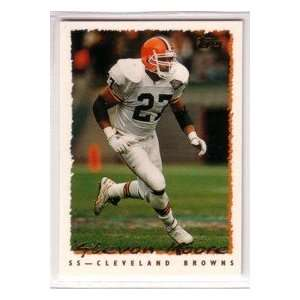1995 Topps Football Cleveland Browns Team Set Sports