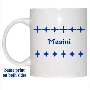Personalized Name Gift   Masini Mug: Everything Else