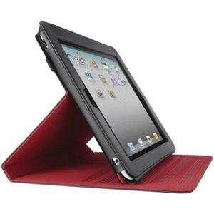 Leather Folio Case/Stand iPad2 (Bags & Carry Cases)