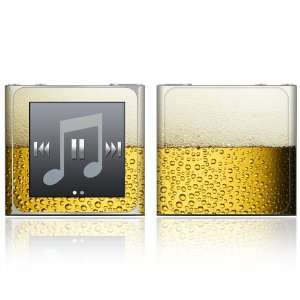 iPod Nano (6th Gen) Skin Decal Sticker   I Love Beer: Everything Else