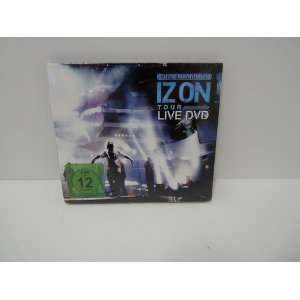 IZON Tour Live DVD Everything Else