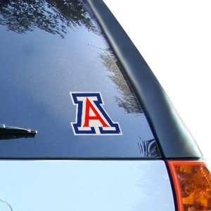 Arizona Wildcats Team Logo Car Decal