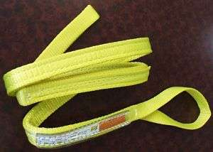 TUFF TAG Nylon Lifting Sling / Tow Strap EE2 901 x 8ft