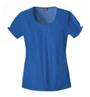 Dickies Womens 82777 Round Neck Top Many Colors Many Sizes NWT