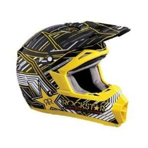 Velocity Rockstar Youth Helmet. Lightweight. Dual Air Intakes. 3590XX