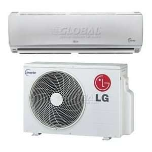 LG LS181HSV 18,000 BTU Single Zone Ductless Mini Split Air
