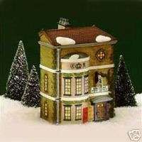 Dept 56 Dickens Village KINGS ROAD POST OFFICE NEW
