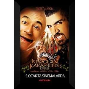 Keloglan vs. the Black Prince 27x40 FRAMED Movie Poster