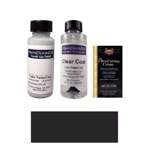 Charcoal Pearl Metallic Paint Bottle Kit for 1990 Infiniti Q45 (KH2