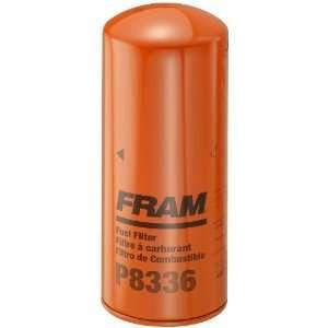 FRAM P8336 Heavy Duty Spin On Fuel Filter Automotive
