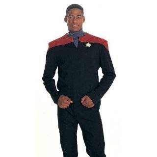 Deluxe Deep Space Nine Star Trek Uniform Costume Jumpsuit