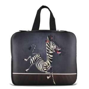 zebra 10 Laptop Sleeve Bag Case For 10.1 Asus Eee Pad Transformer