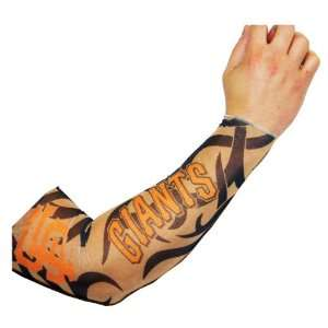MLB San Francisco Giants 2 Pack Arm Sleeve Tattoos Sports