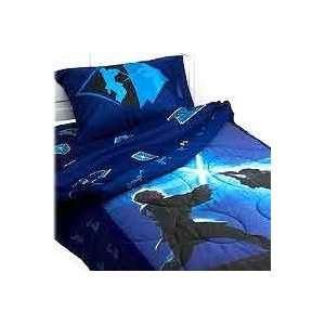 STAR WARS Lightsaber Duels   4pc Bed Sheet Set   Full