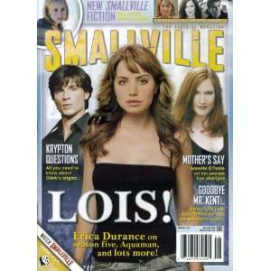Smallville The Official Magazine #14 (May June 2006) Martin Eden