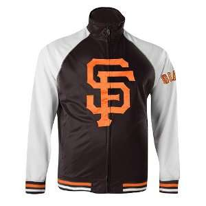 San Francisco Giants Cap Track Jacket