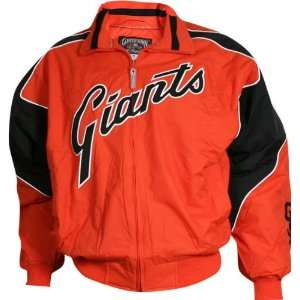 San Francisco Giants Cooperstown Premier Jacket Sports