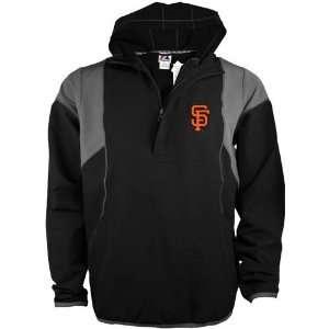San Francisco Giants Barracuda Half Zip Jacket Sports