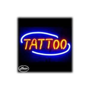 Neon Direct ND TATTOO Tattoo Neon Sculpture: Sports & Outdoors