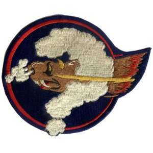 754TH BOMB SQUADRON Patch Military: Arts, Crafts & Sewing